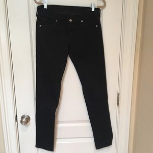 Citizen of Humanity Black Skinny Jeans